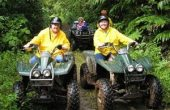 ATV Ride North Ubud or Gianyar